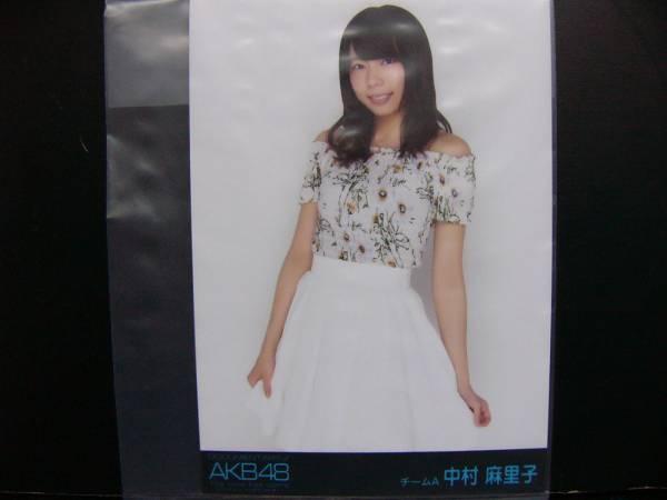 DOCUMENTARY of AKB48 エディション DVD 生写真 中村麻里子 黒帯_画像1