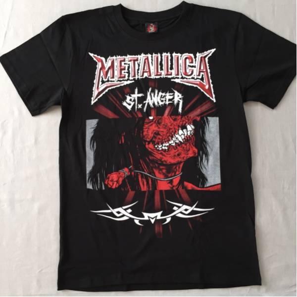 バンドTシャツ  メタリカ(METALLICA) w1 新品L ライブグッズの画像