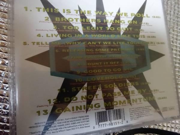 CD hammer Too Legit to Quit
