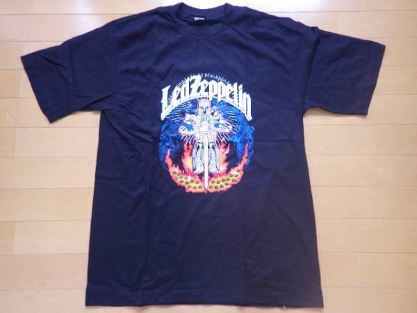レッド・ツェッペリン Led Zeppelin 新品Tシャツ 黒L