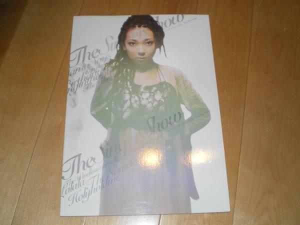 MISIA//tour05『THE SINGER SHOW』パンフレット/ミーシャ