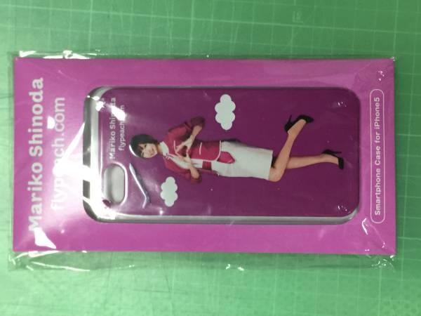 Peach×篠田麻里子コラボ公式限定グッズ ☆ iPhone5/5s用 カバー ケース