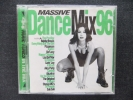 CD западная музыка Massive Dance Mix 96 Telstar 2 листов комплект