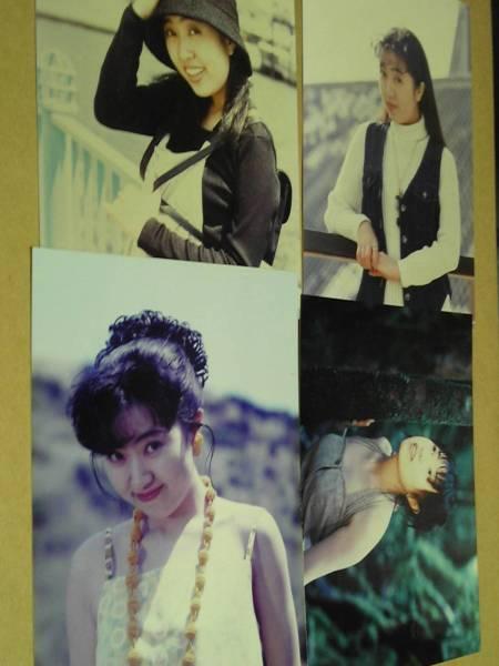 林原めぐみ アニメイト CD購入特典 写真 4枚