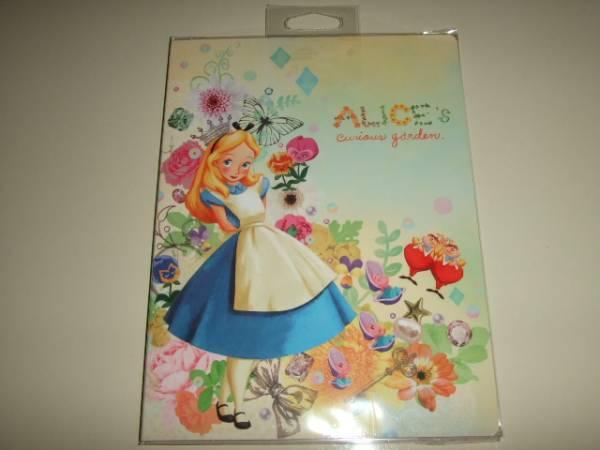 ディズニーストア☆付箋セット☆大きいサイズあり☆アリス☆新品 ディズニーグッズの画像