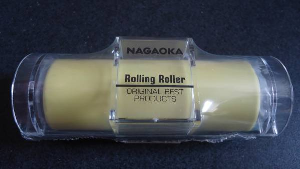 【新品】レコードクリーナー ナガオカ CL-1000用交換ローラー_交換ローラーAS-1000