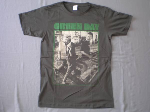 バンドTシャツ     グリーンデイ(Green Day) 新品 L