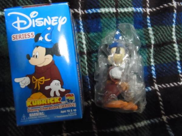 キューブリック ディズニー キャラクターズ SERIES5 ミッキー_画像1