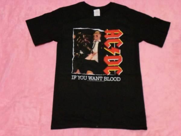 AC/DC バンドTシャツ S ロックT ツアーT バンドT acdc Guns