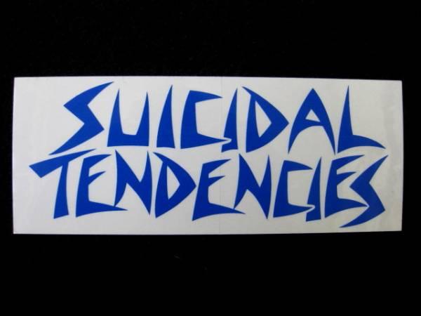 SUICIDAL TENDENCIES ステッカー 5