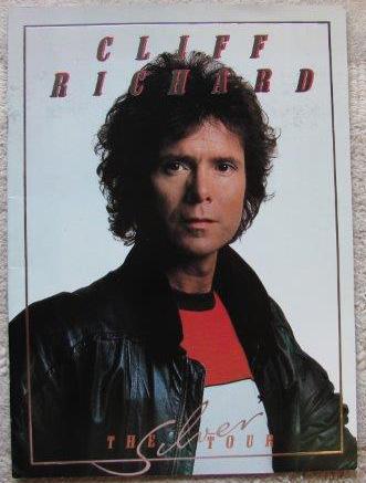 ★クリフ・リチャード CLIFF RICHARD 1983 SILVER★