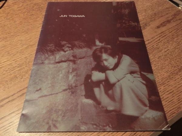 戸川純(1984年)ツーパンフレット/B4サイズ