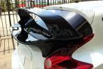 日産 ジューク 15RX リア ダブル ウィングスポイラー 純正色塗装