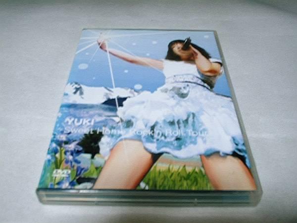 Sweet Home Rock'n Roll Tour [DVD] YUKI ライブグッズの画像