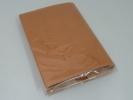 Book Jackets - 新品 AQDO ブッテーロ イタリア鞣し ブックカバー 文庫 PK