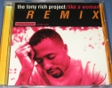 ★CDS★The Tony Rich Project/Like A Woman★Reggie Griffin★