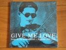 名門soul jazz recordsと並び称されるレコード・ショップhonest jonsより戦前EMIバグダッド音楽集〜バグダッドの恋歌 1925-29 GIVE ME LOVE