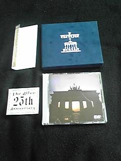 THE ALFEE in BERLIN 1999 BOX付きDVD 帯付き ステッカー 希少