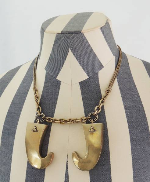 VIVIENNE WESTWOOD 2012 ネックレス ブレスレット セット 限定_画像3