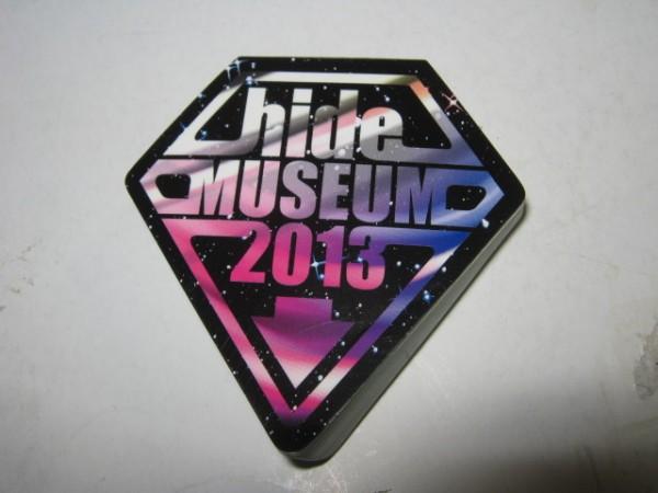 HIDE MUSEUM 2013小型ノートブック X JAPAN ZILCH YOSHIKI ZILCH