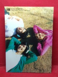 ●レミオロメン TOUR 2006 UNDER THE SUN 藤巻亮太 前田啓介