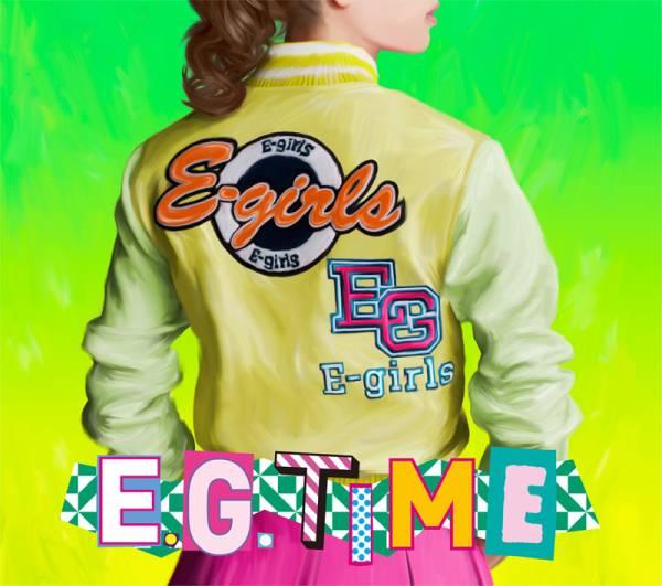 即決 初回仕様盤 E-girls E.G.TIME (2CD+Blu-ray) 初回限定盤