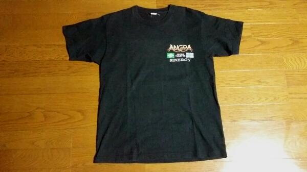 02年ANGRAアングラ&SINERGY日本公演Tシャツ!COBチルボド