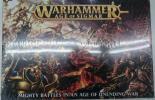 ウォーハンマーエイジ・オブ・シグマースタートセット(和訳付)[WARHAMMER AGE OF SIGMAR]【新品】