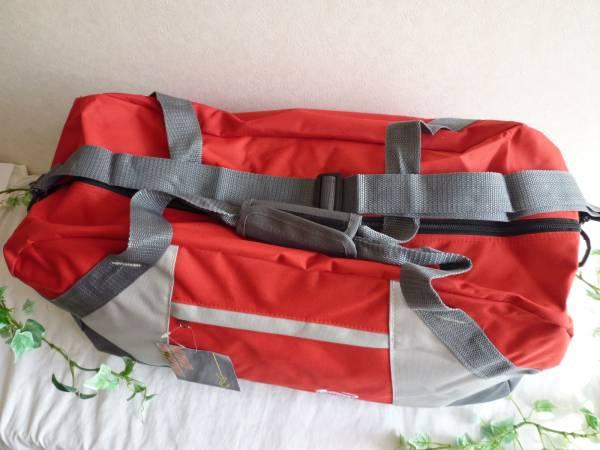 【新品】ボストンバッグ*カラー各種《50/赤》 旅行/合宿_画像2