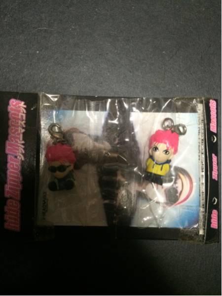 hide ジッパーマスコット X JAPAN ライブグッズの画像