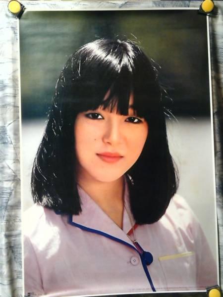 b14【大型ポスター625x925】岩崎宏美/昭和のポスター