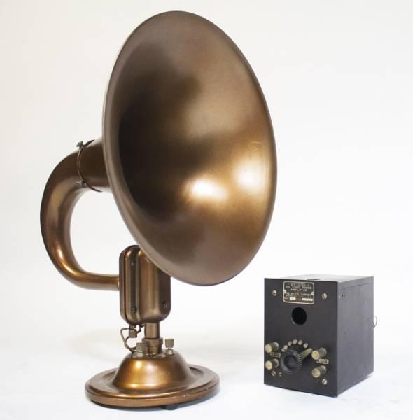The Bristol社 スピーカー+ アンプ Audiophone