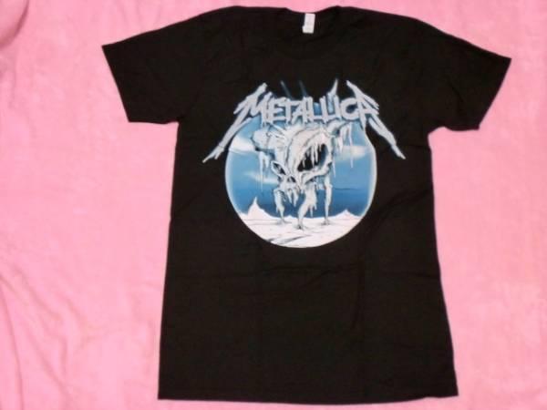 METALLICA メタリカ ロックT S バンドT ツアーT Slayer Anthrax ライブグッズの画像