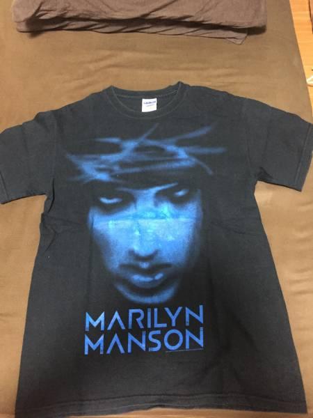 MARILYN MANSON Tシャツ S マリリン マンソン