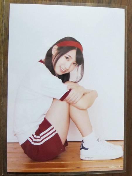 上野優華CD「好きになってもいいですか?/大切なあなた」初回プレス封入特典生写真 体操服[検索]ブロマイド体育着