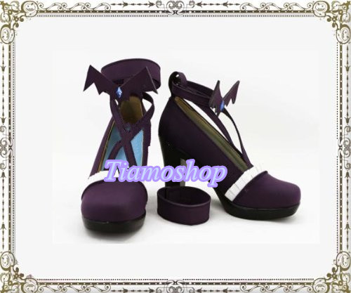 アイカツ! アイドルカツドウ! 藤堂ユリカ 専用靴 通用靴 *D255 グッズの画像