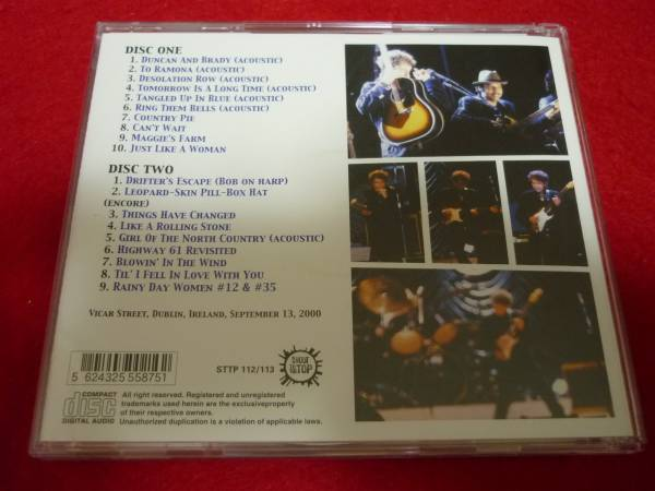 BOB DYLAN/GET OUT OF THIS ZOO★ボブ・ディラン★輸入盤/2CD_画像2