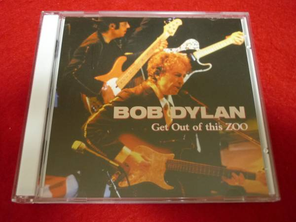 BOB DYLAN/GET OUT OF THIS ZOO★ボブ・ディラン★輸入盤/2CD_画像1