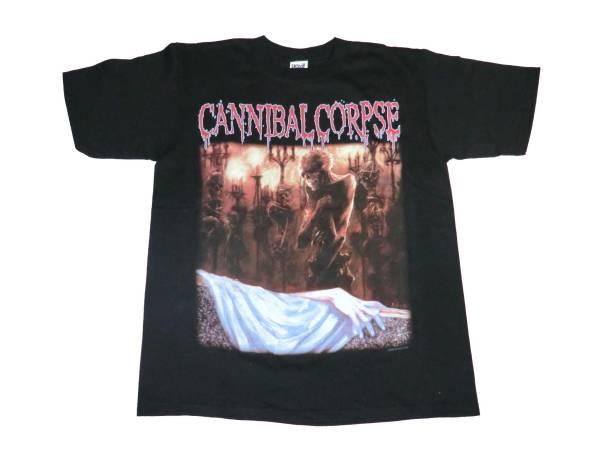 CANNIBAL CORPSE 新品オフィシャルバンドTシャツ Mサイズ