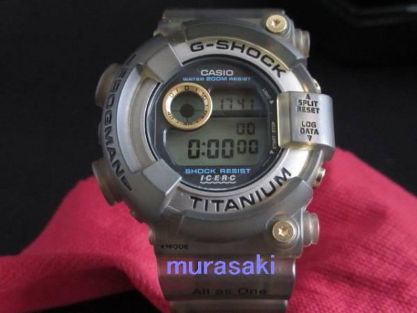 FROGMAN DW-8200K-8 第5回国際イルカ・クジラ会議記念モデル The Ocean イルクジ I.C.E.R.C. CASIO G-SHOCK