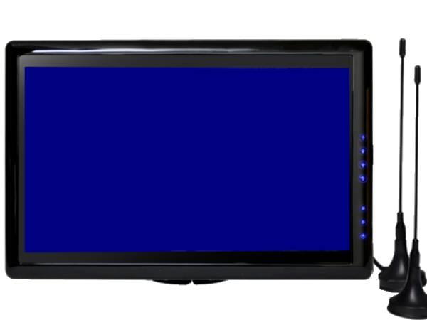 送料無料 11.6インチフルセグ内蔵テレビ