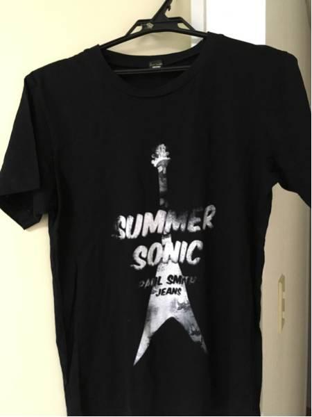 サマーソニック サマソニ 2011 Tシャツ 非売品 スタッフ Sサイズ ライブグッズの画像