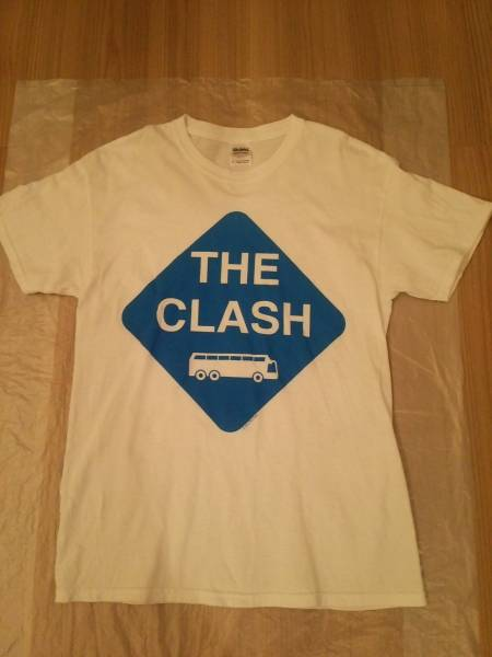 The Clash クラッシュ From Here To Eternity Tシャツ Mサイズ