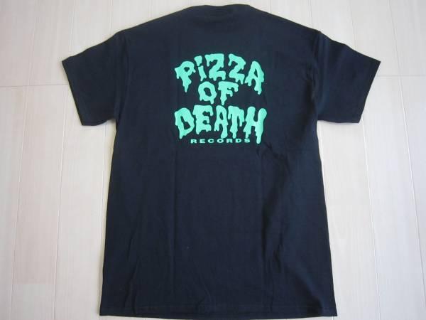 BBQ CHICKENS Tシャツken yokoyama横山健pizza of deathハイスタンダード ピザオブデスHi-standardホルモンmwam