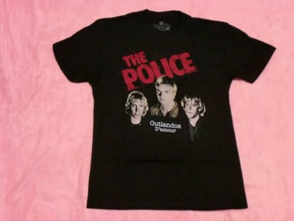 THE POLICE ザ・ポリス Tシャツ S ロックT ツアーT バンドT U2 Clash Damned