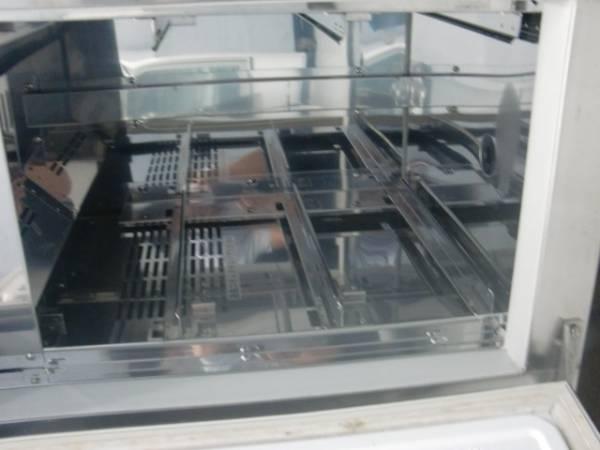 01-24000 ダイワ 台下冷凍庫 調温仕様 2061SS-ONE ワンショットアイスクリーム 調温冷凍庫 業務用冷凍庫 冷凍ストッカー 650×600×800_画像3