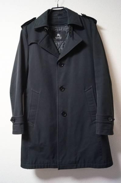 ■超美品■BURBERRY BLACKLABEL ライナー付コート 黒L
