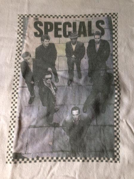 レア ビンテージ specials Tシャツ