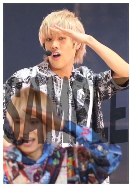 CROSS GENE タクヤ SUPER ハンサム LIVE2013 舞浜 写真2枚