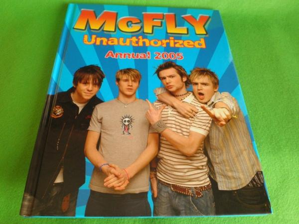 ☆マクフライ 『McFLY Unauthorized 』 ☆